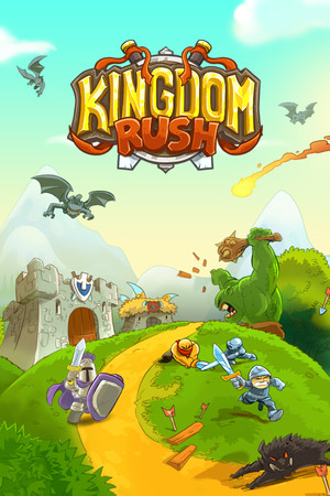 Kingdom Rush - Tower Defense poster image on Steam Backlog