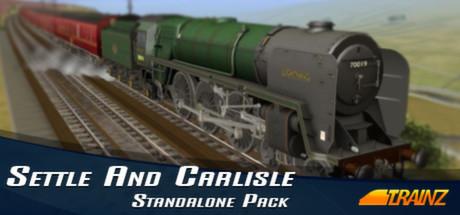Trainz Settle and Carlisle on Steam