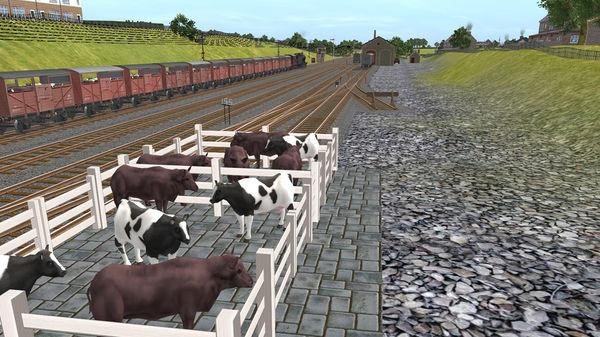 Trainz Settle and Carlisle
