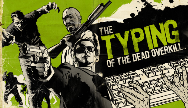 The Typing of The Dead: Overkill on Steam