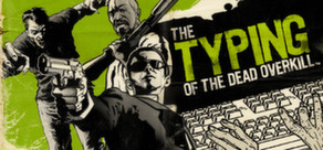 The Typing of The Dead: Overkill cover art