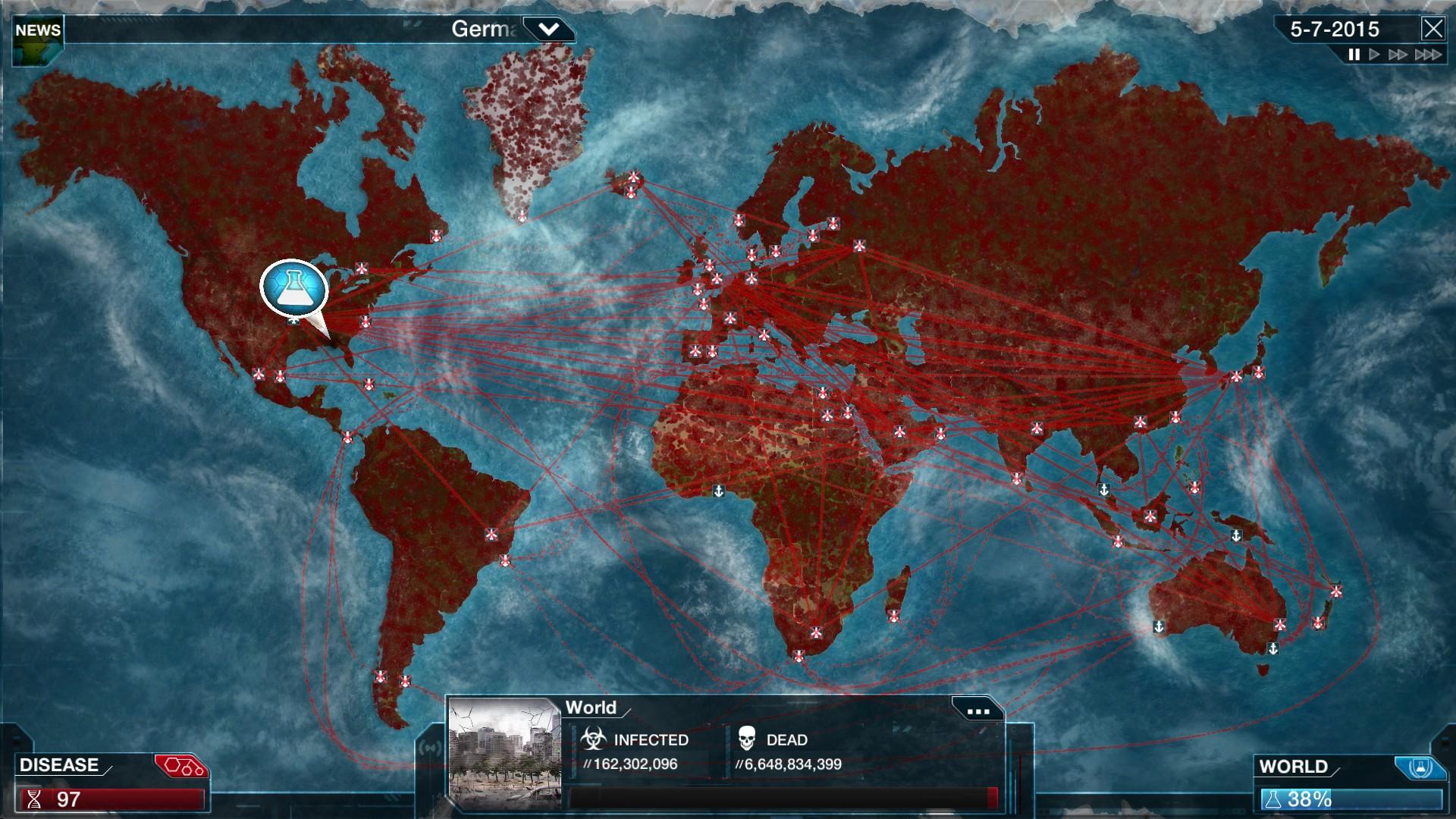 Plauge Inc Online