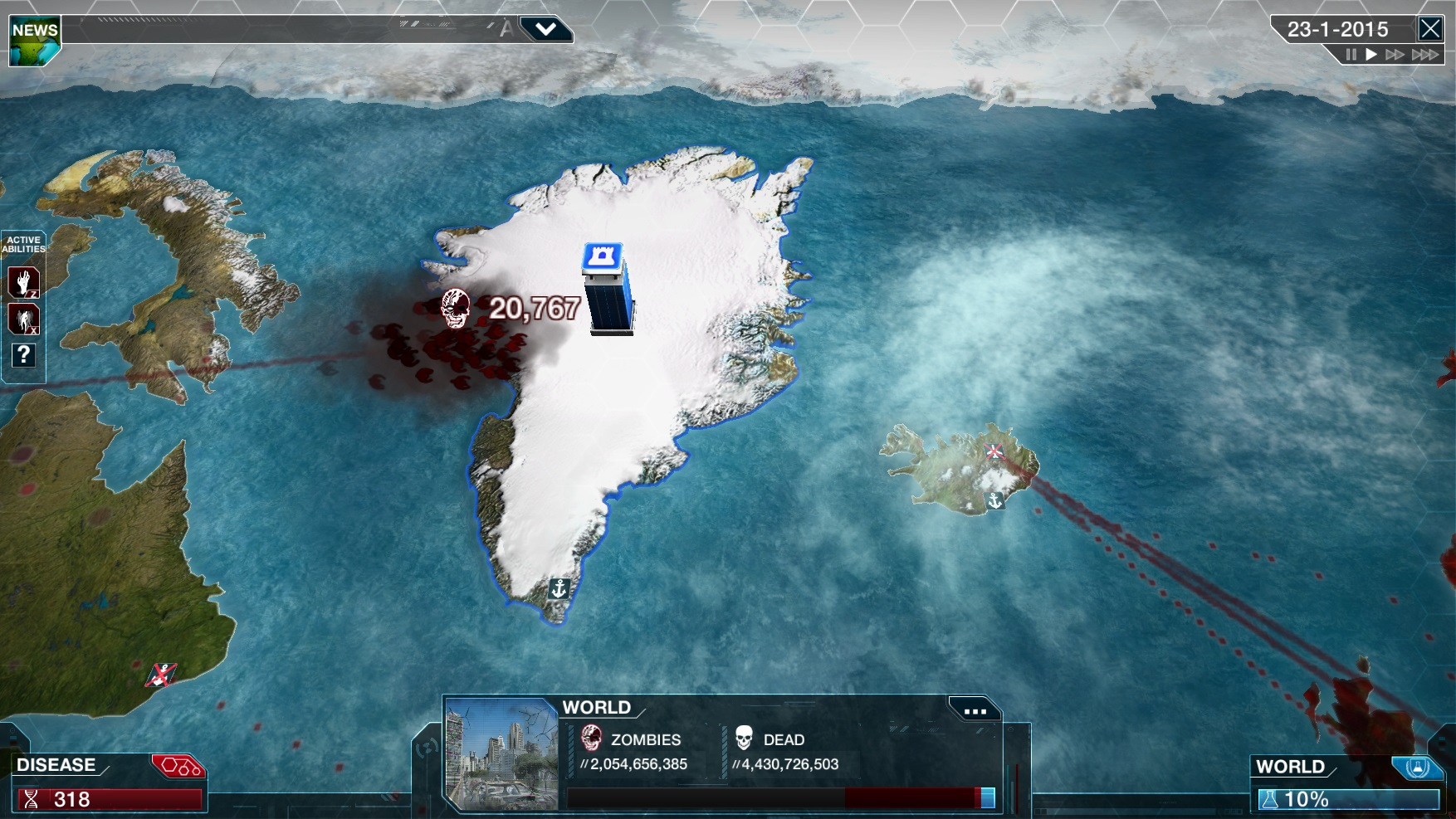 Image of: Save 60 On Plague Inc Evolved On Steam