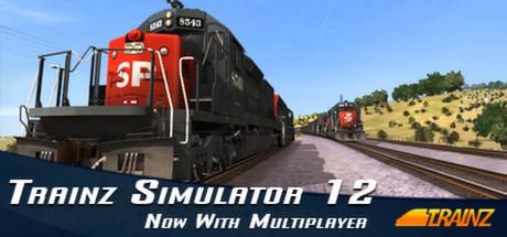 Trainz Simulator 12 cover image