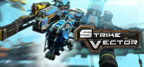 strike vector on steam