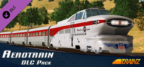 Trainz Simulator 12 DLC - Aerotrain