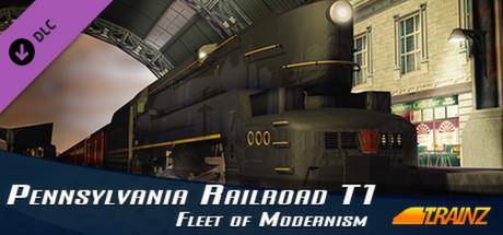 Купить Trainz Simulator DLC: PRR T1