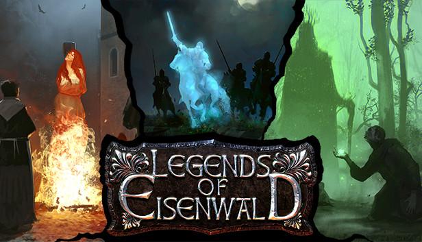 Legends of Eisenwald в Steam