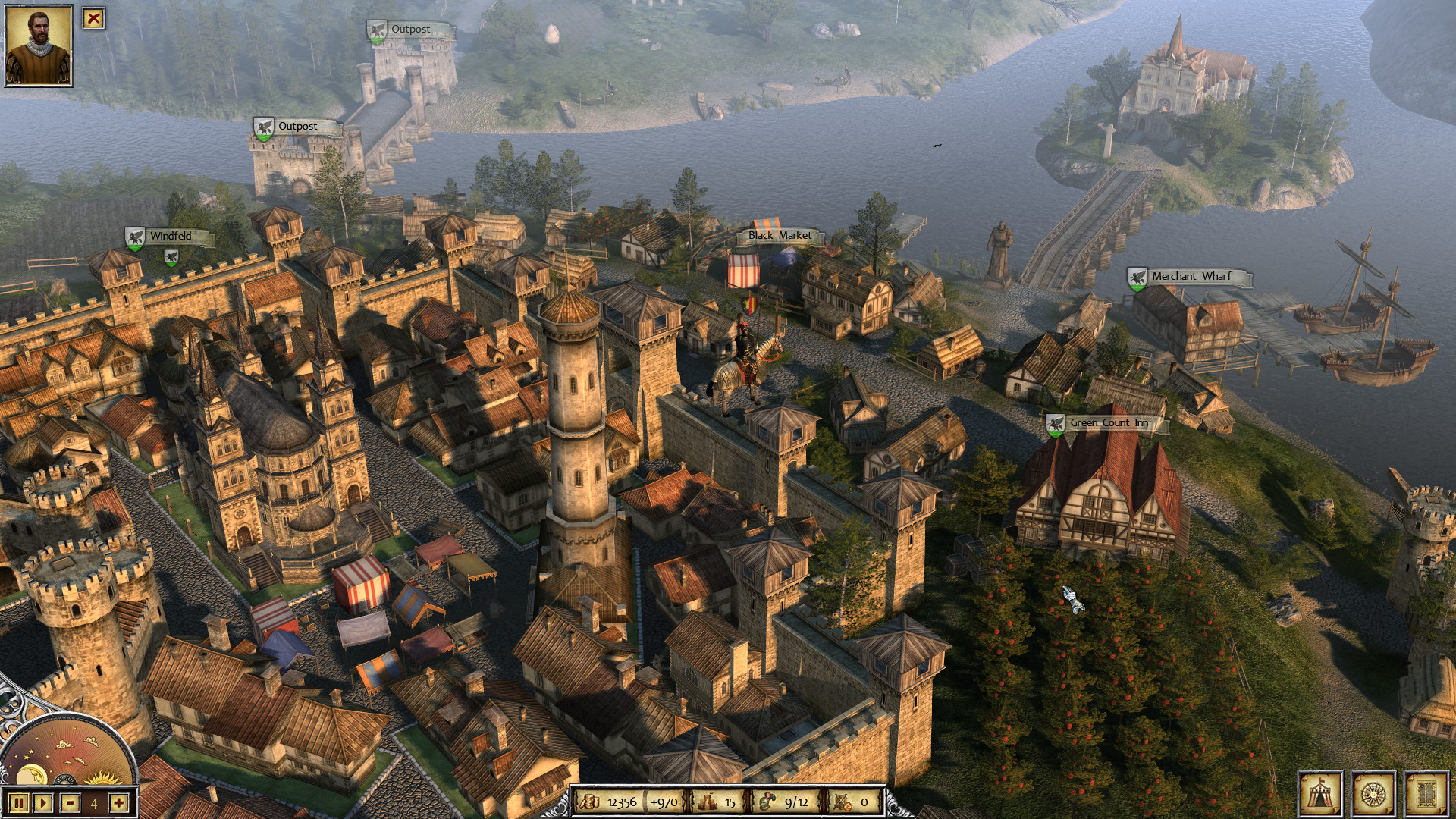 Legends of Eisenwald screenshot 1