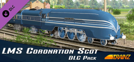 Купить Trainz Simulator DLC: Coronation Scot
