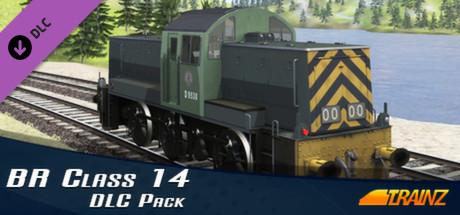 Купить Trainz Simulator DLC: BR Class 14