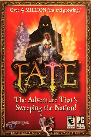 FATE poster image on Steam Backlog