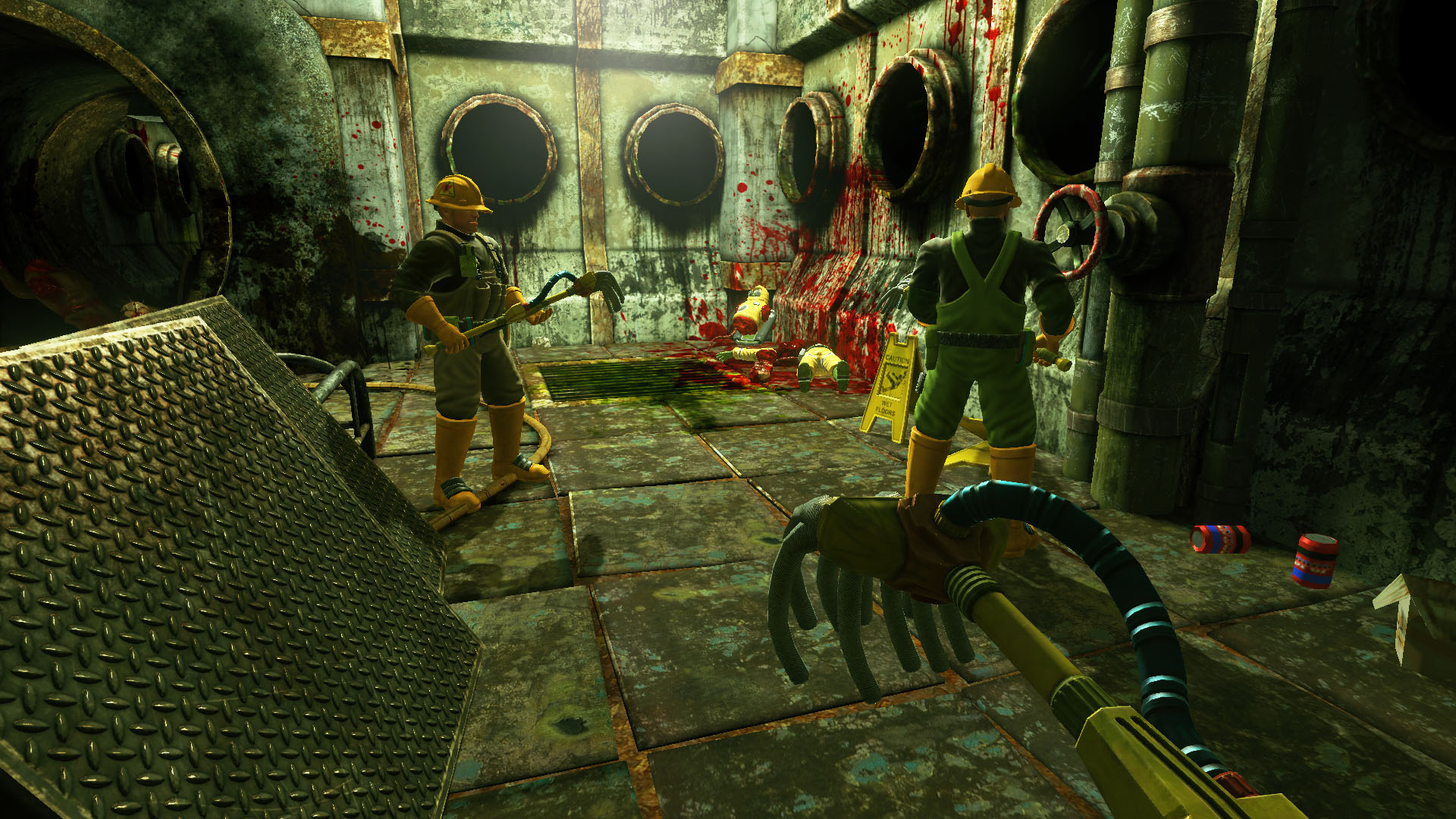 viscera cleanup detail multiplayer download