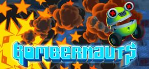 Bombernauts cover art