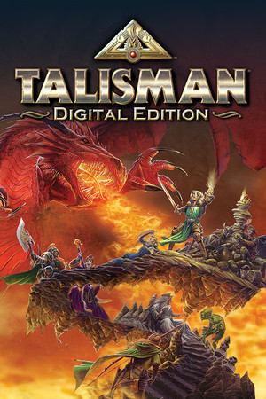 Talisman: Digital Edition poster image on Steam Backlog