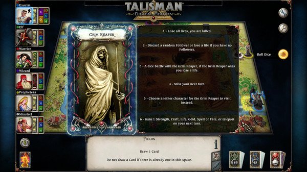 скриншот Talisman: Digital Edition 2