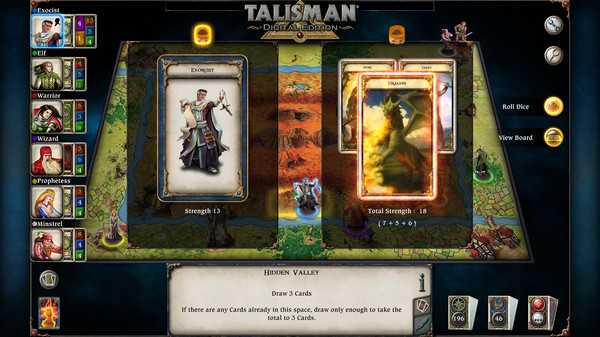 скриншот Talisman: Digital Edition 4