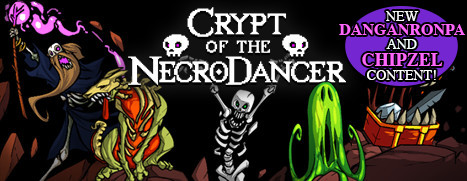 Crypt of the NecroDancer - 节奏地牢