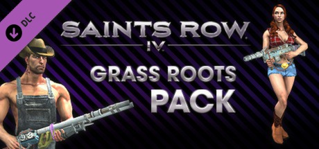 Saints Row IV: Grass Roots Pack
