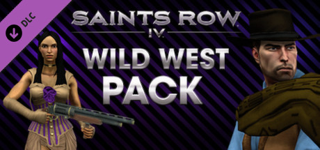 Saints Row IV - Wild West Pack