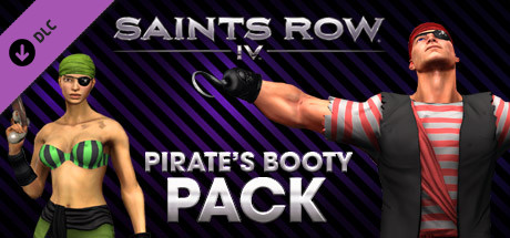 Saints Row IV - Pirate's Booty Pack