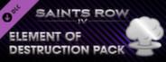 Saints Row IV - Element of Destruction Pack