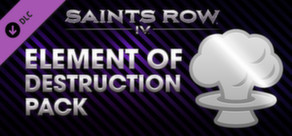 Saints Row IV - Element of Destruction Pack cover art