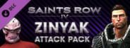 Saints Row IV - Zinyak Attack Pack
