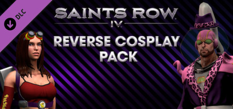 Saints Row IV - Reverse Cosplay Pack