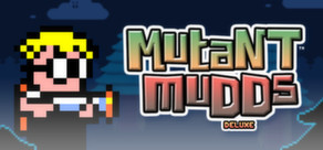 Mutant Mudds Deluxe cover art