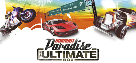 -Steam Giveaway- Burnout Paradise: The Ultimate Box