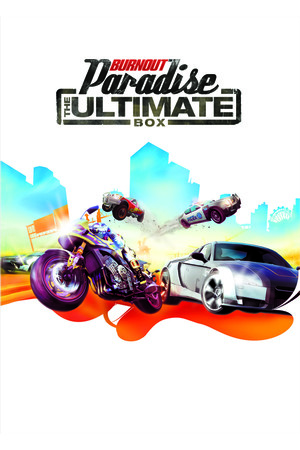 Burnout Paradise: The Ultimate Box poster image on Steam Backlog