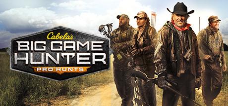 Cabela's Big Game Hunter Pro Hunts