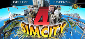SimCity 4 Deluxe cover art