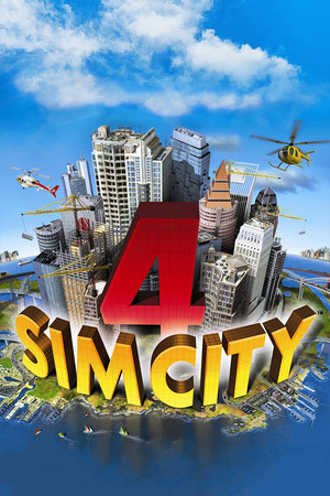 SimCity 4 Deluxe Edition poster image on Steam Backlog