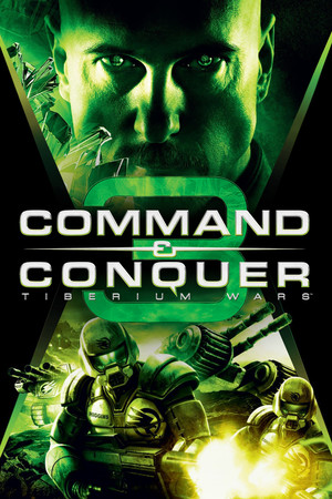 Command & Conquer 3: Tiberium Wars poster image on Steam Backlog