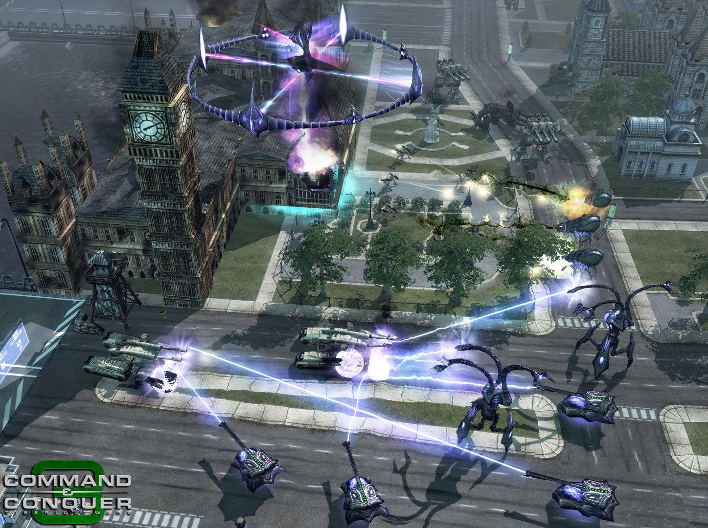 command and conquer 3 les guerres du tiberium