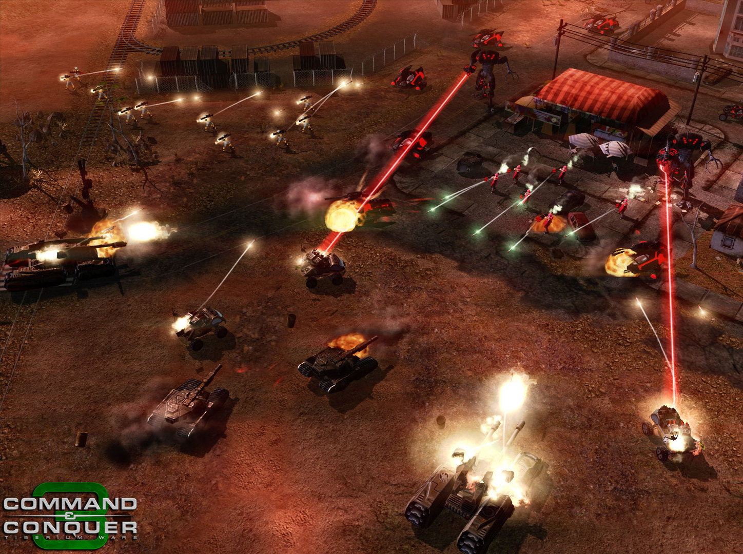 command and conquer 3 les guerres du tiberium version complete