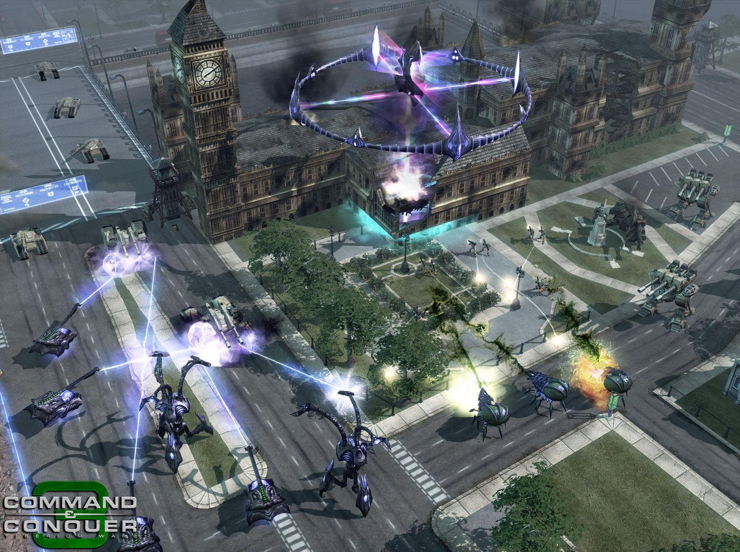 command and conquer 3 les guerres du tiberium version complete