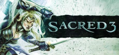 Sacred 3 cover art