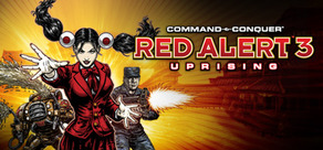 Command and Conquer: Red Alert 3 - Uprising cover art