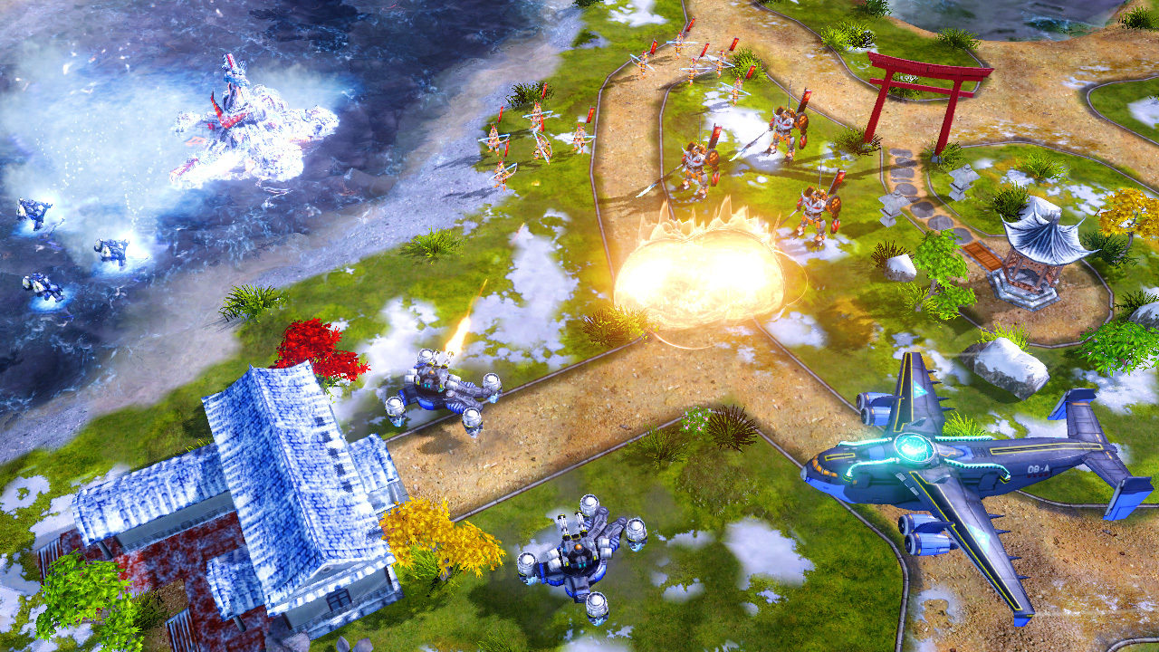 Command And Conquer Red Alert 3 Mods