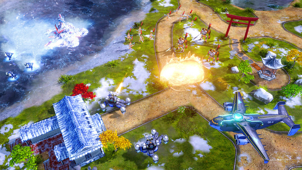 Command & Conquer: Red Alert 3 - Uprising