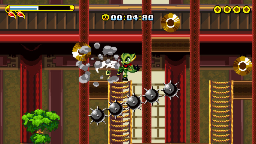 Freedom Planet screenshot 2