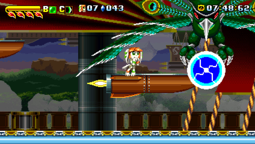 Freedom Planet screenshot 3
