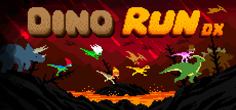 Dino Run DX cover art