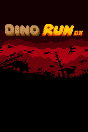 Dino Run DX poster image on Steam Backlog