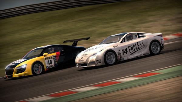 скриншот Need for Speed: Shift 7