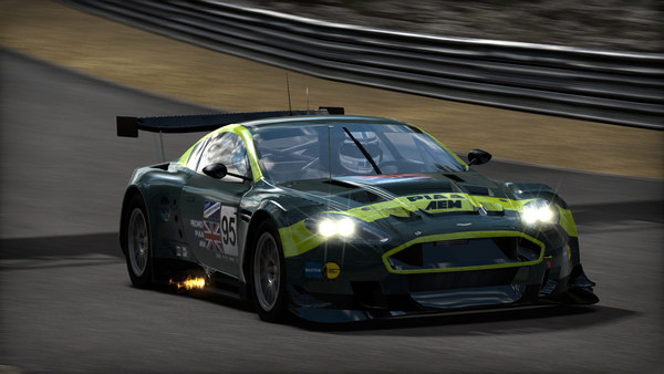 скриншот Need for Speed: Shift 1