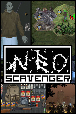 NEO Scavenger poster image on Steam Backlog